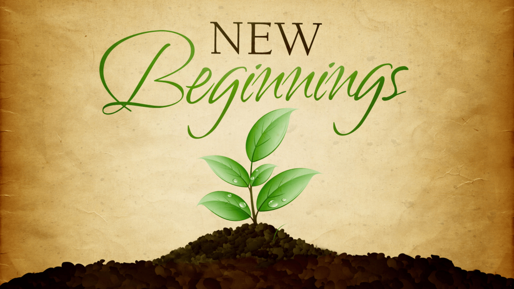 New Beginnings Image